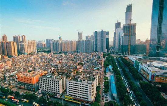 """产城创投〡""""三旧改造""""是焕新城市发展新血液"""