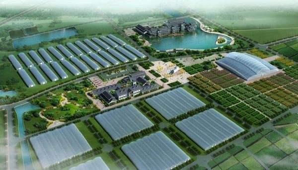 如何规划出一个有创意的农业园区?