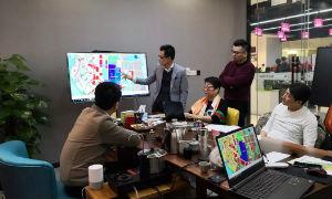 园区梦工场|北京启迪控股实力团队到访,多维度合作得以有效推进