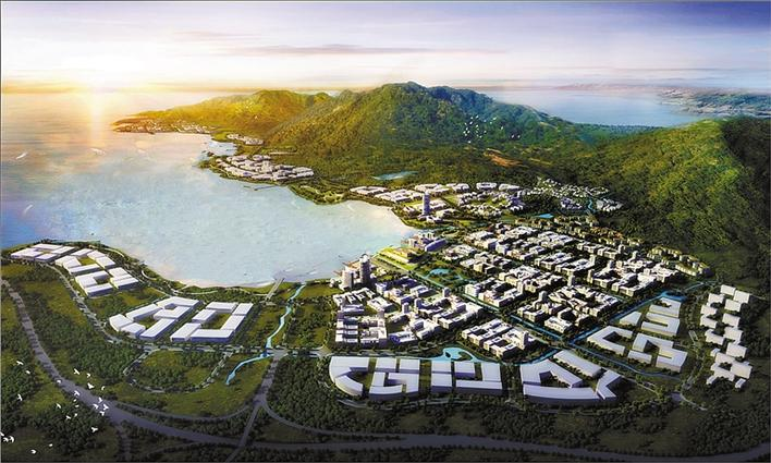 """大鹏坝光与以色列海法市建设""""中以创新合作产业园区"""""""