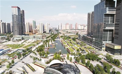 安阳市市长靳磊深入龙安区产业园区调研并召开专题会议