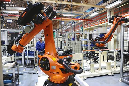 陕西机器人智能制造产业园动力十足