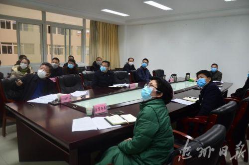 赖蛟:高标准高起点推进忠县电商产业园建设