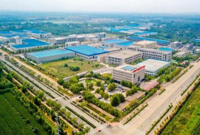 新材料产业园区金融服务中心助力企业提质增效