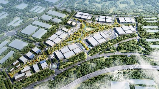 卫星见证海南自贸港重点产业园区发展