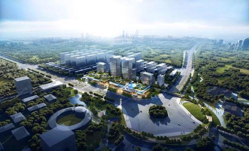 全面落实强首府战略 加快打造千亿产业园区