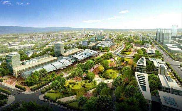 高新产业园区发展的规划方法和新的规划理念
