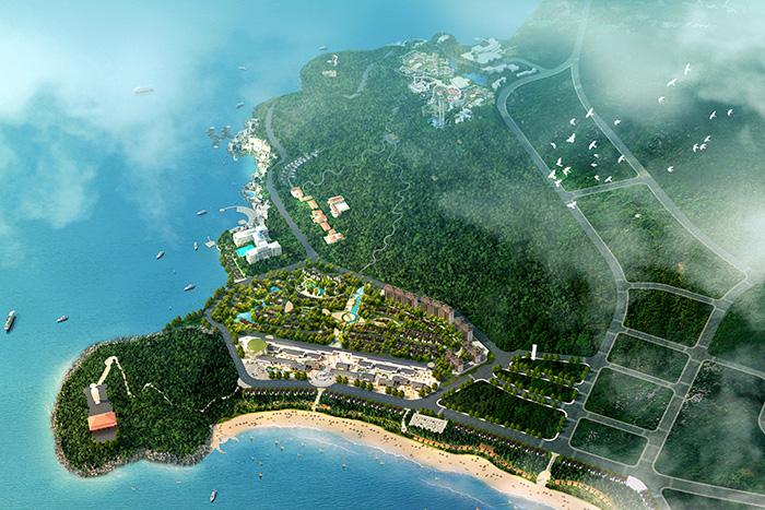 广东(东平)珍珠湾生态文化旅游度假区